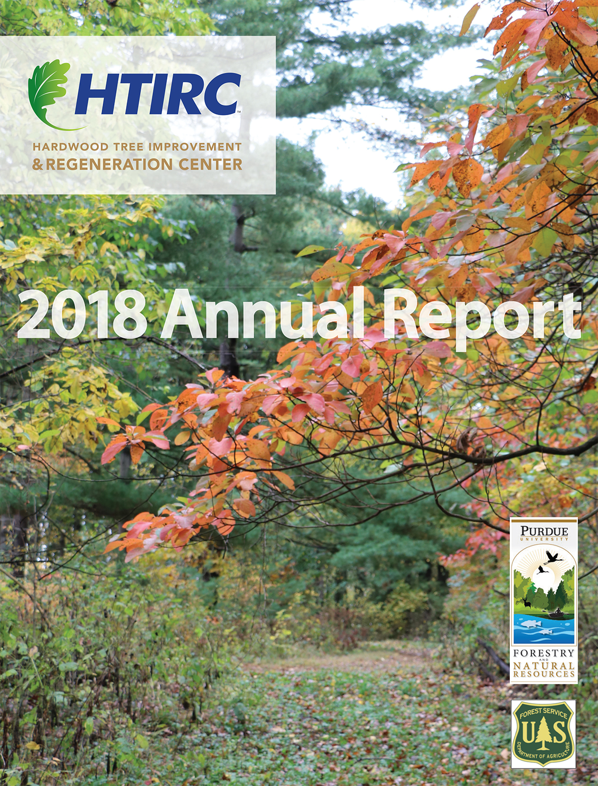 Image of Annual Report Cover Page