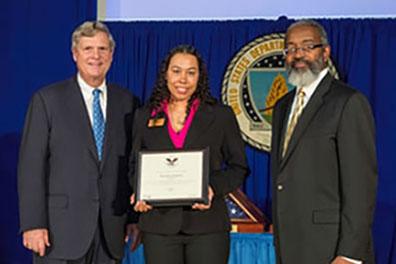 Dr. Lawson wins Silver Award