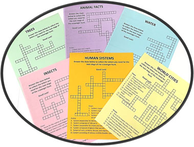 Image of Crossword puzzles