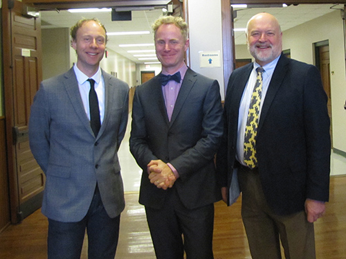 Image of Drs. Jacobs, Davis, and Wagner