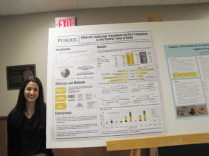 Image of Mariam by her Poster