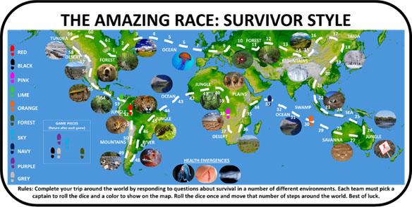 Image of Amazing Race