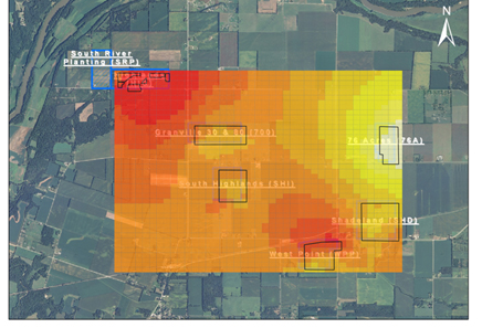 Image of Fig 6 Heatmap