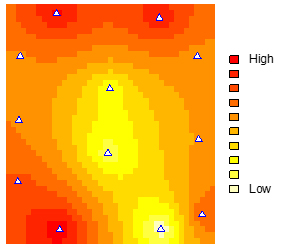 Image of Fig 5 Spatial distribution