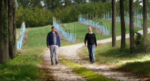 Image of Matt Ginzel and Doug Jacobs